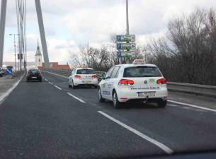 autoškola auta na moste